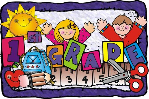 1st grade 1st grade home page rh lcps org first grade teacher clipart first grader clipart