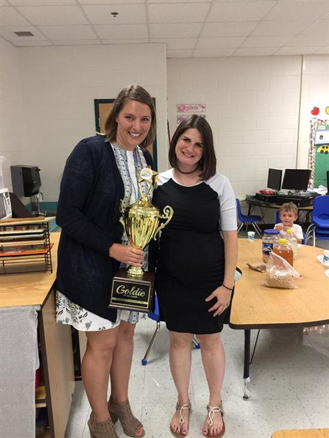 Sep 2017 Goldie of the Month- Mrs. Smith