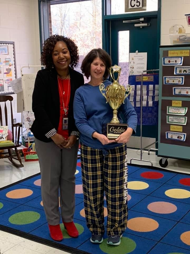 March 2019 Goldie of the Month- Susan Angulo