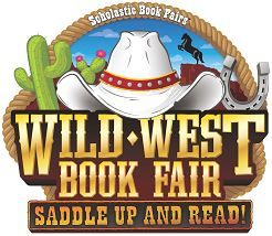 wild west book fair Oct 16 - 20, 2017