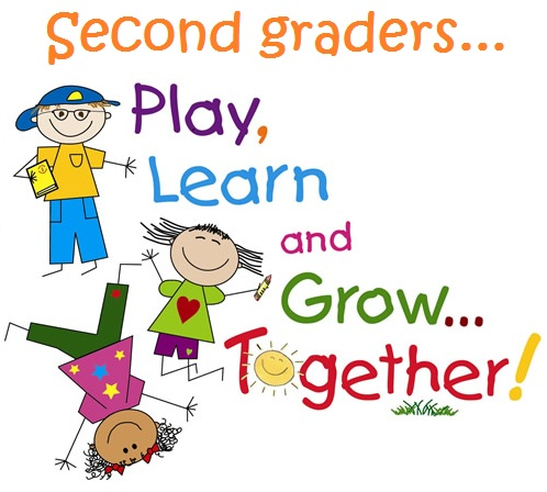 Second graders
