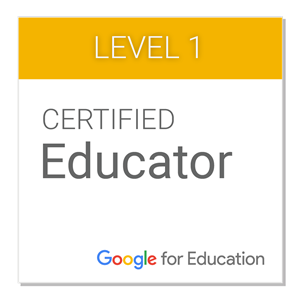 Certified Educator - Level 1