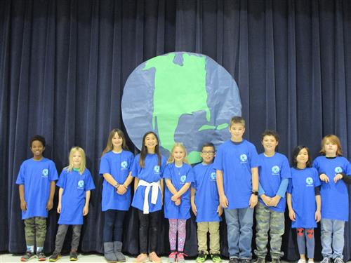 Geography Bee 2018