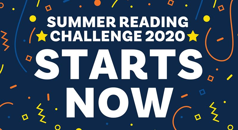 Summer Reading Challenge Logs