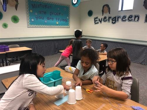 Evergreen Mill's Learning Lab
