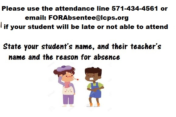 Attendance line & Email