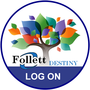 Image result for follett destiny logo