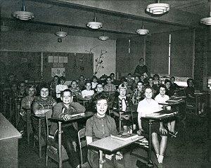 Hamilton Elementary 1965