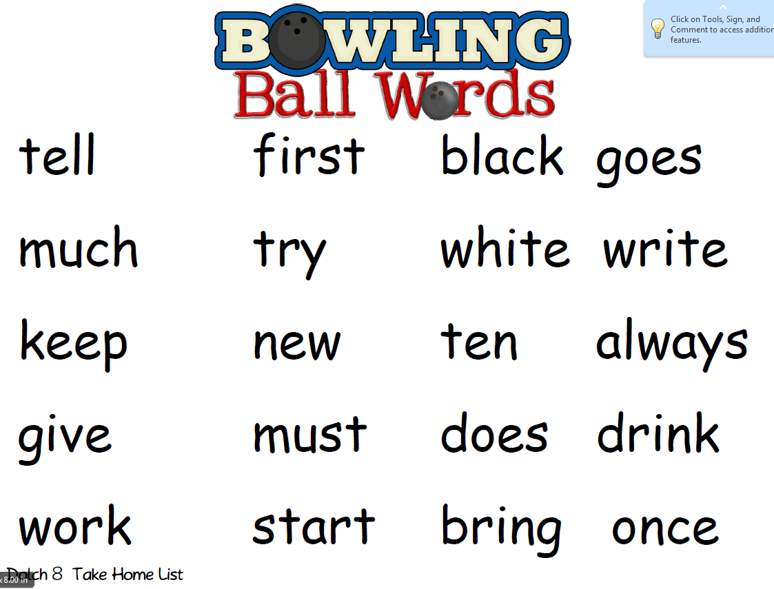 9 Ping Pong Words