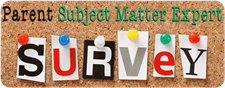Parent Subject Matter Survey