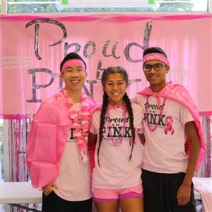 Broad Run is PROUD TO BE PINK!