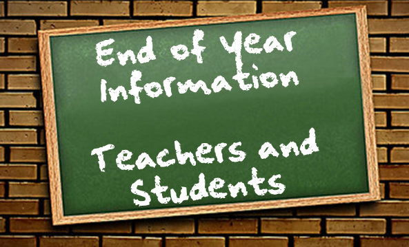 End-of-Year Information