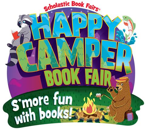 Spring Book Fair Logo
