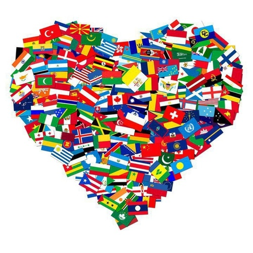 World Languages Love!