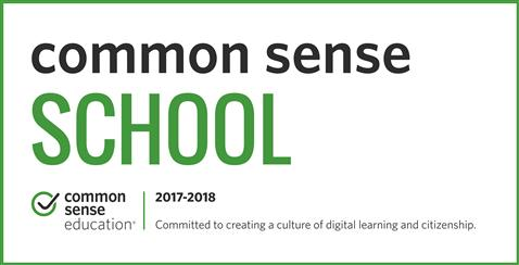 Legacy is a Common Sense Media Certified School!