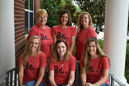 Meet the first grade team!