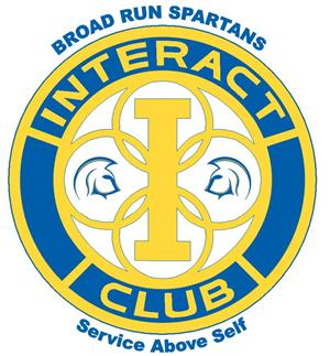 BRHS Interact Logo