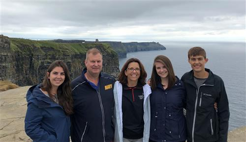 Cliffs of Moher 2018