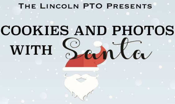 Cookies & Phtotos With Santa