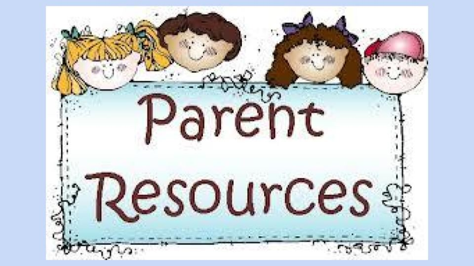 Continuity of Education Resources for Parents