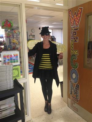 "Come and find out what the ""Buzz"" is all about in Fourth Grade"