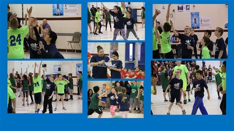 5th Grade Handball Tournament