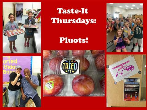 Taste It Thursday!