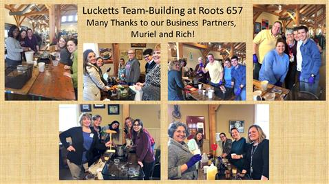 Lucketts Team-Building at Roots 657