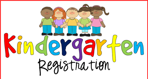 Kindergarten Registration 2017-2018