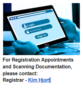 Virtual Registration
