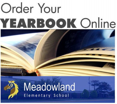 Meadowland Yearbooks on Sale