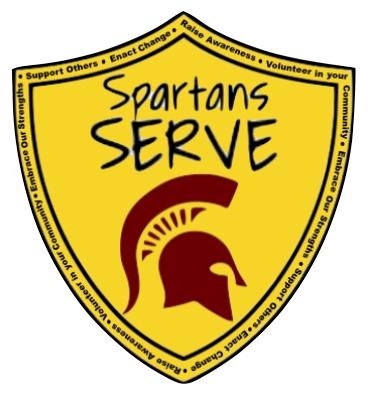 Spartans Serve