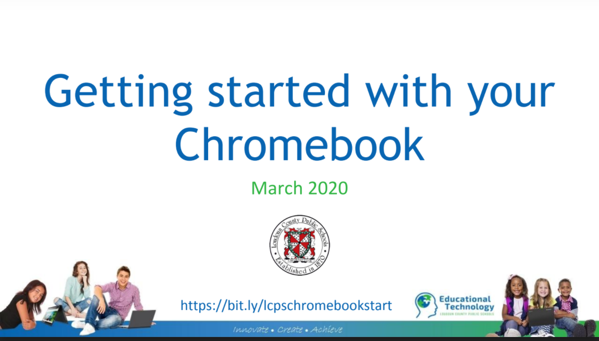 Getting Started w/ Your Chromebook