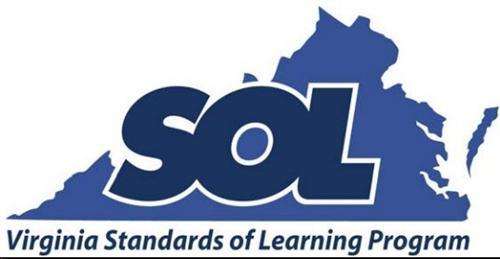 Standards of Learning Writing SOL