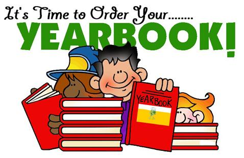 Yearbooks - Order Online Only!