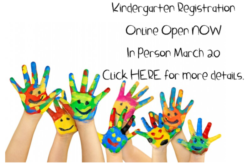 Kindergarten Registration!