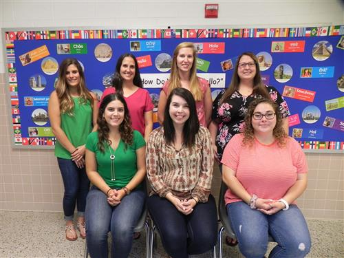 Second Grade Team 2019-2020