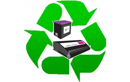Help Sterling Recycle Ink and Computer Supplies!