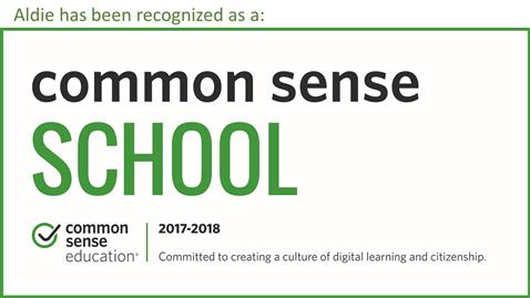 Common Sense Media Certified School