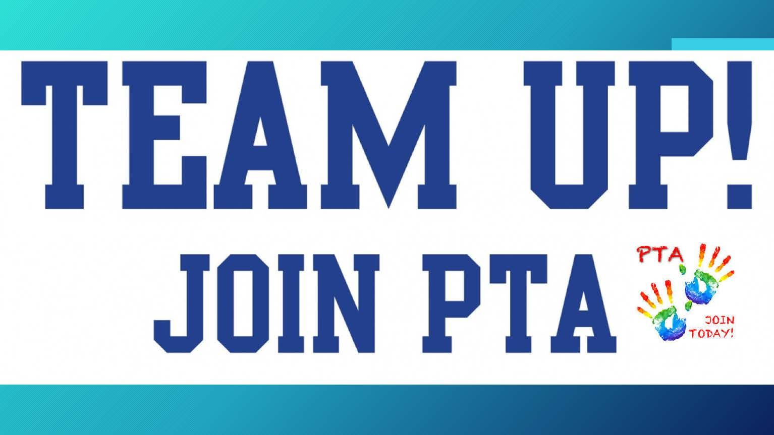 Join PTA: Click to Read More