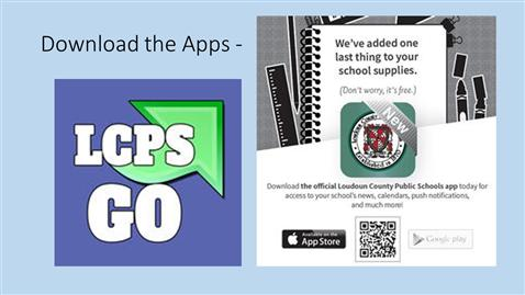 LCPS Apps Available For Download