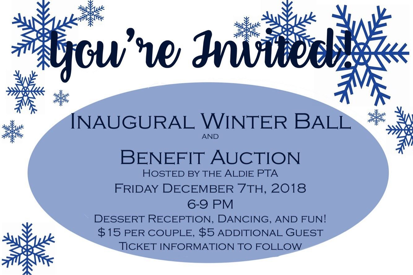 Aldie Winter Ball and Auction