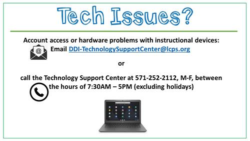 tech issues