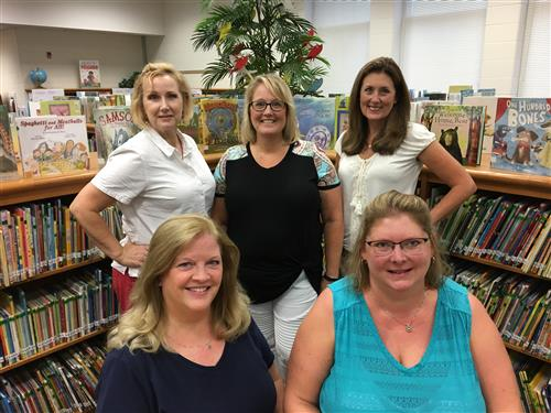 2nd grade team Aug 18