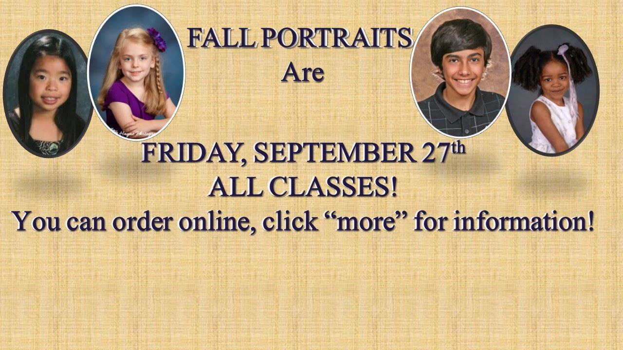 Order Your Fall Pictures Today