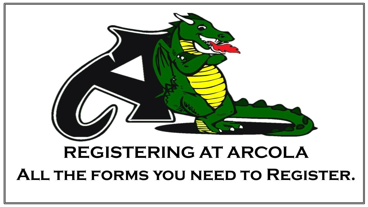 REGISTER AT ARCOLA!