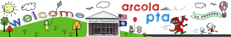 Welcome to Arcola ES PTA