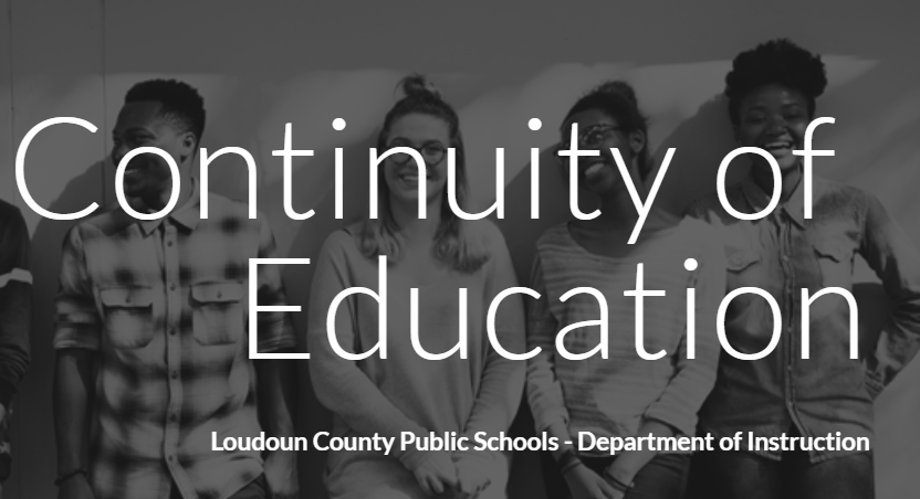 Continuity of Education- Resources