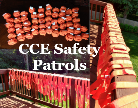 CCE Safety Patrols