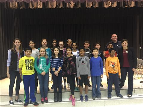 Congrats to our Geo Bee Contestants!